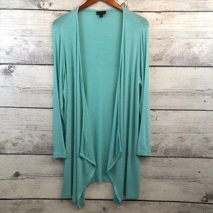 J Jill Wearever Collection Cardigan Womens Large